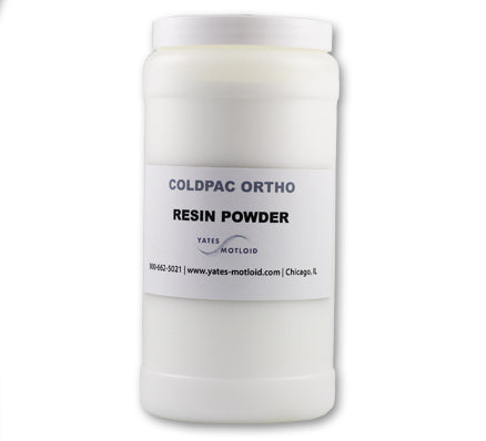 coldpac-ortho-resin-powder