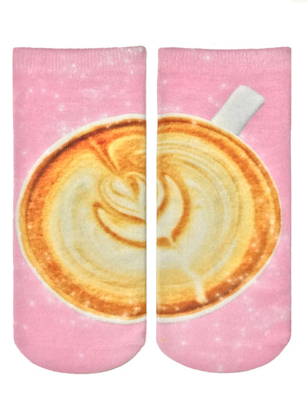 Cappuccino Ankle Socks