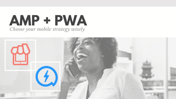 Shopify AMP+PWA – first and only ultimate mobile setup for your store