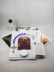 Mary Undoer of Knots Devotional Package