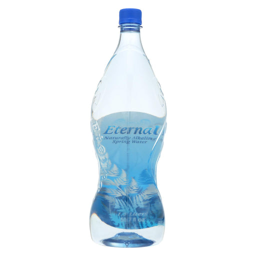 Eternal Naturally Artesion Water - Case Of 12 - 1.5 Liter