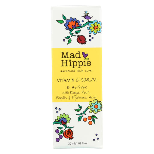 Mad Hippie Vitamin C Serum - Anti Aging - 1.02 Oz