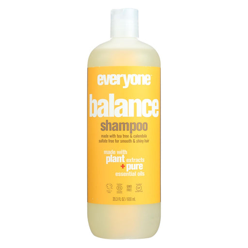 Eo Products Shampoo - Sulfate Free - Everyone Hair - Balance - 20 Fl Oz