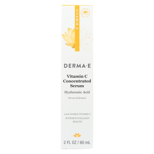 Derma E Vitamin C - Concentrated Serum - 2 Fl Oz