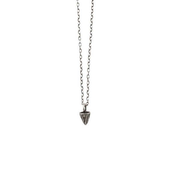 Silver Mini Mountain Necklace