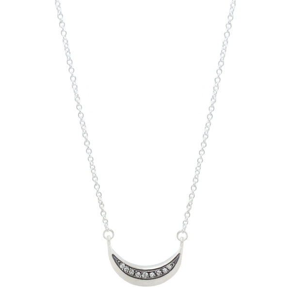 La Lune Diamond Necklace