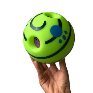 Squeaky Dog Ball | toy | PetsWheel