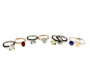 Bora Stackable Rings