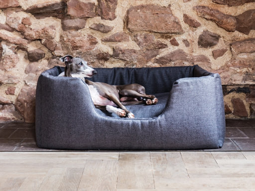 Deeply Dishy Luxury Dog Bed - Weave