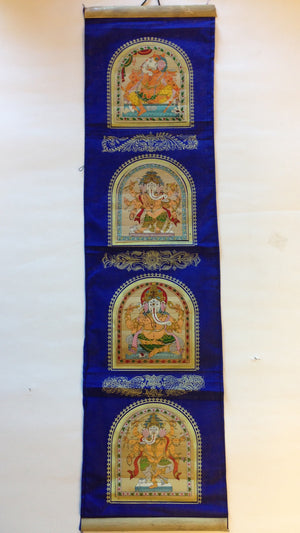 Pattachitra Wall Hanging - 2