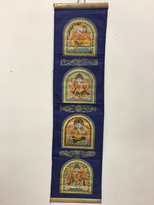 Pattachitra Wall Hanging - 1