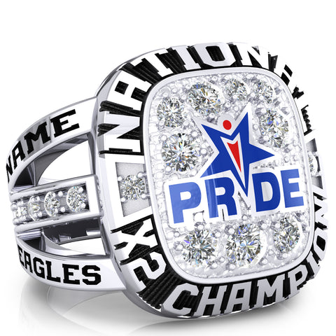 Pride Athletics Ring - Design 2.1