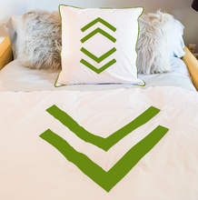 Load image into Gallery viewer, Fern Victory Duvet Cover