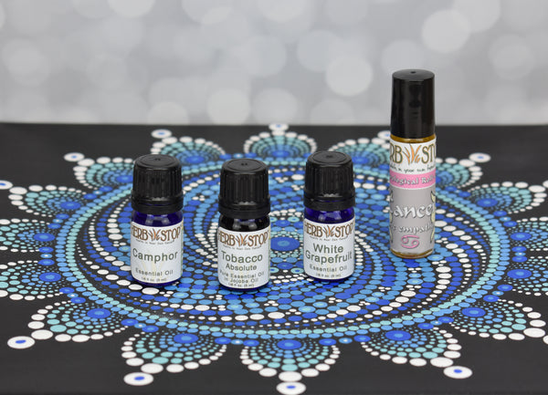 Cancer Astrological Essential Oil Box