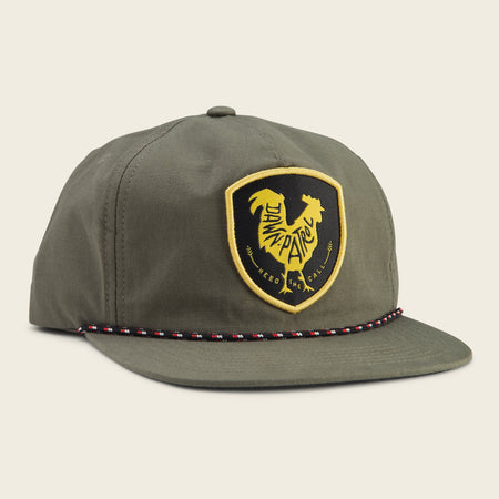 Dawn Patrol Snapback - Fatigue Riptstop