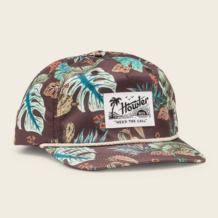 Third Coast Snapback - Coffee