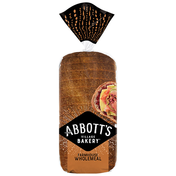 Abbotts Bakery - Bread Wholemeal (750g)
