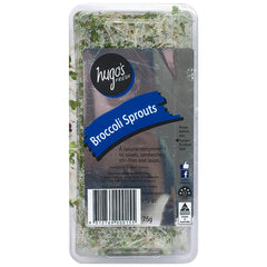 Sprouts - Broccoli Sprouts (75g tub)
