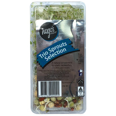 Sprouts - Trio Sprouts Selection (125g tub)