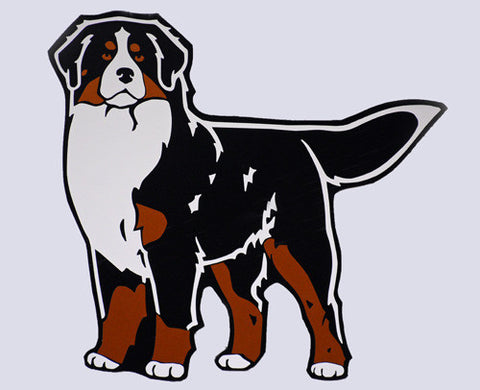 Bernese - Magnet, Large