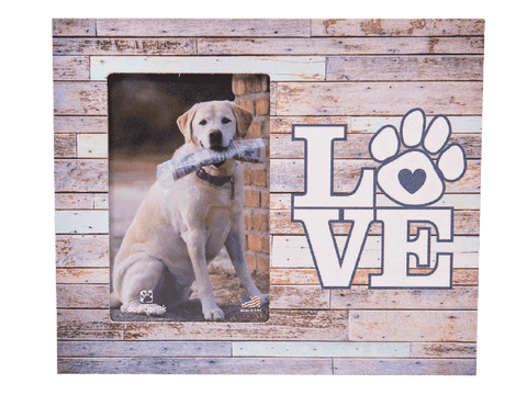 LOVE - Vertical Photo Picture Frame