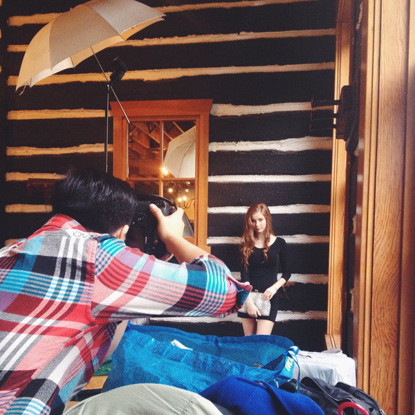 Behind The Scenes | Fall 2013 Photoshoot