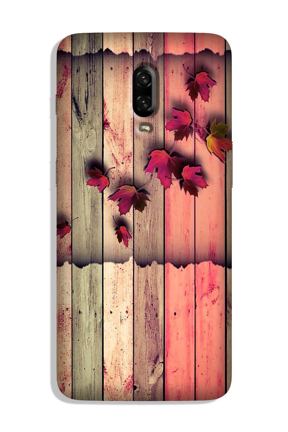 Wooden look2 Case for OnePlus 6T