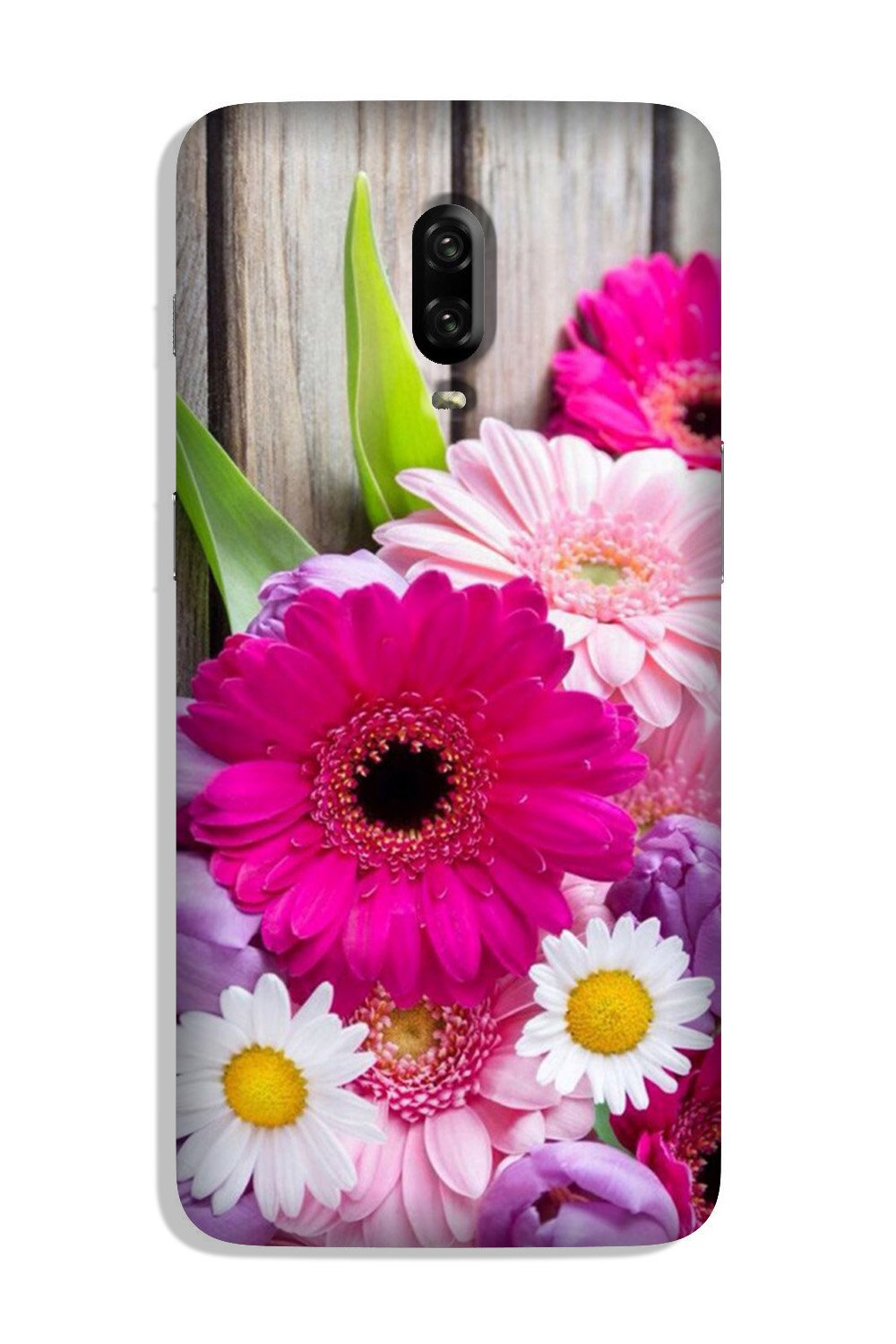 Coloful Daisy2 Case for OnePlus 6T