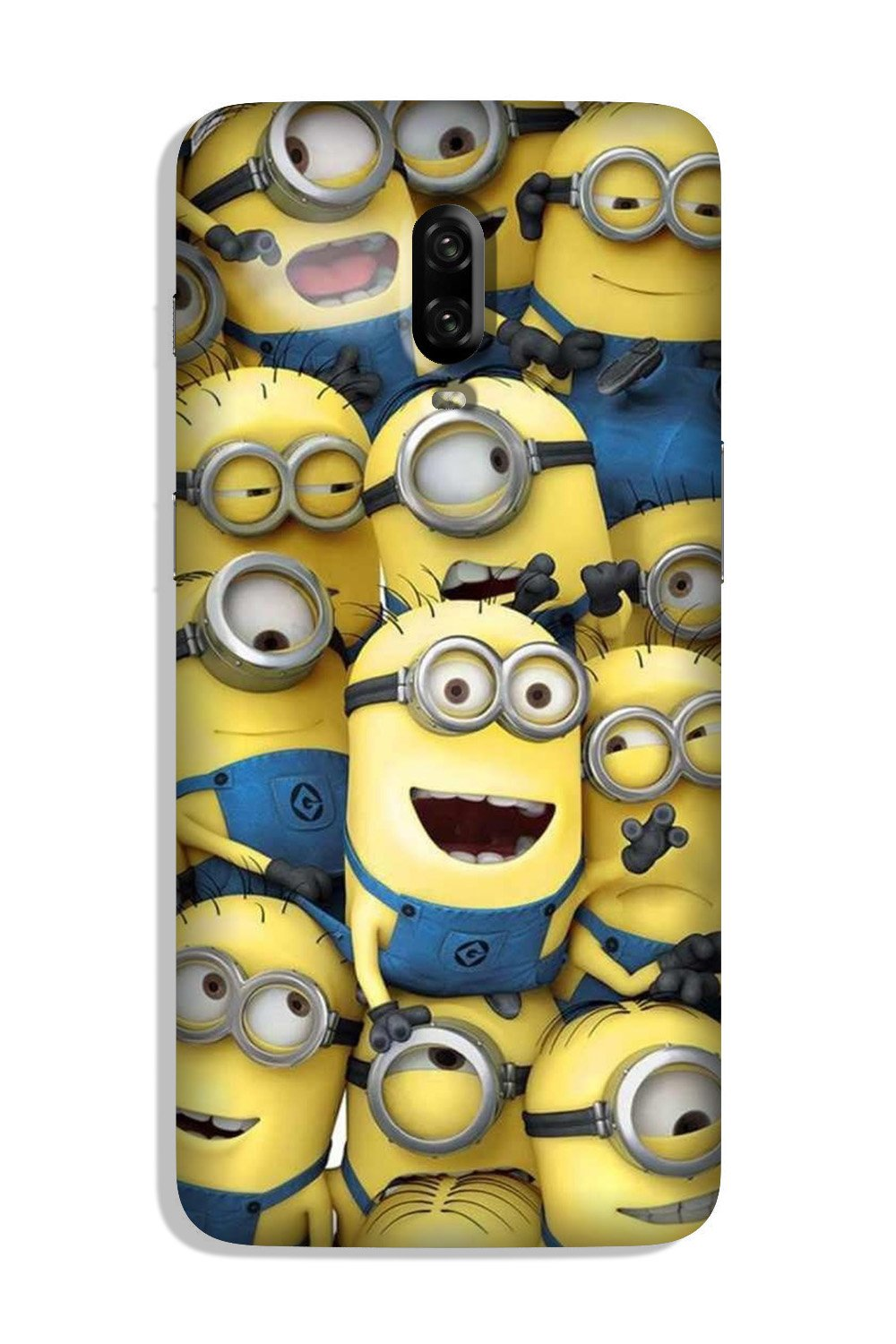 Minions Case for OnePlus 6T  (Design - 127)