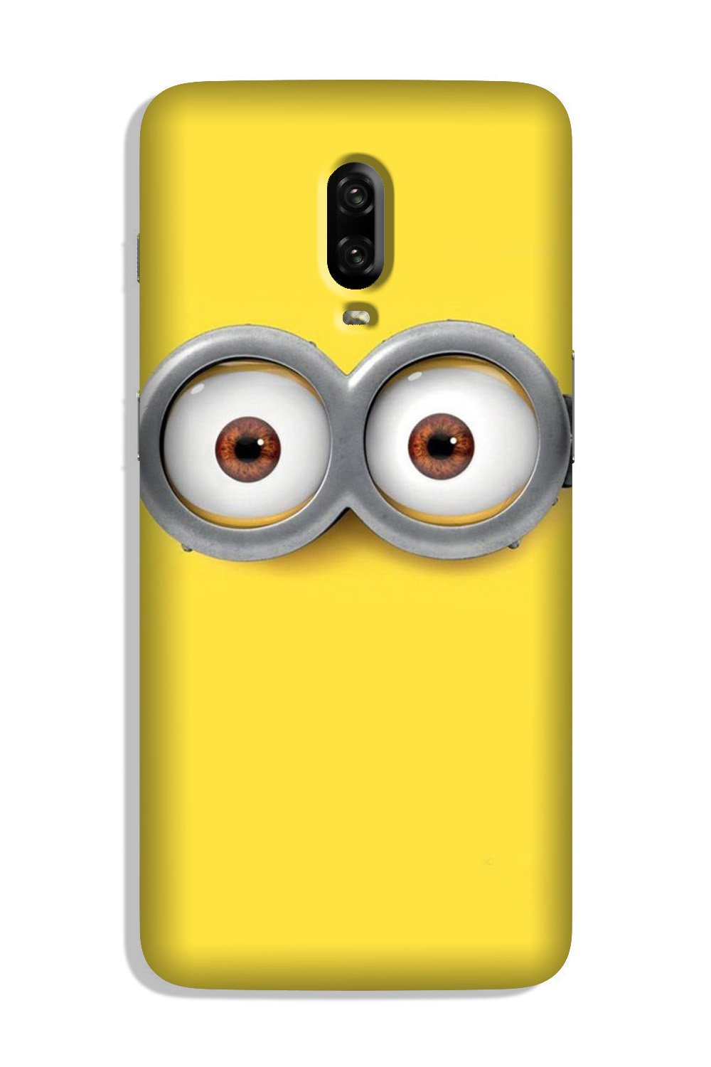 Minions Case for OnePlus 6T  (Design - 128)