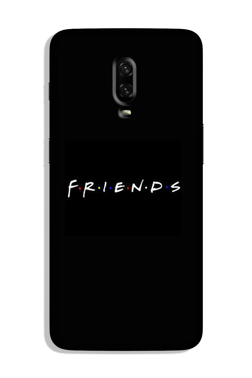 Friends Case for OnePlus 6T  (Design - 143)