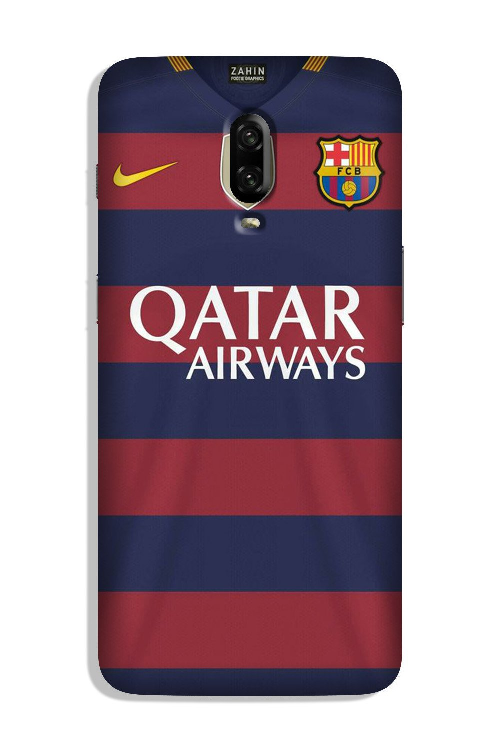 Qatar Airways Case for OnePlus 6T  (Design - 160)