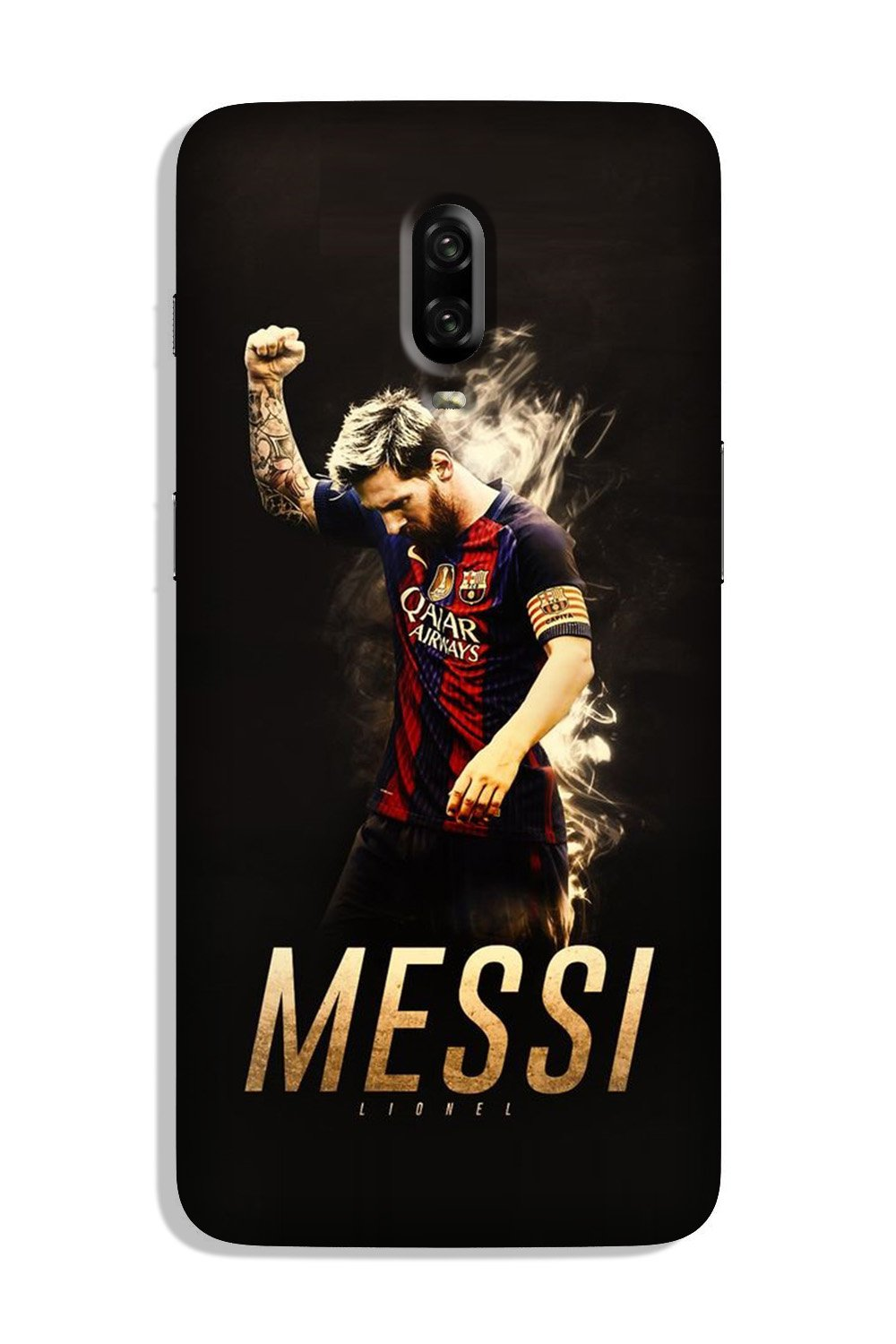 Messi Case for OnePlus 6T  (Design - 163)