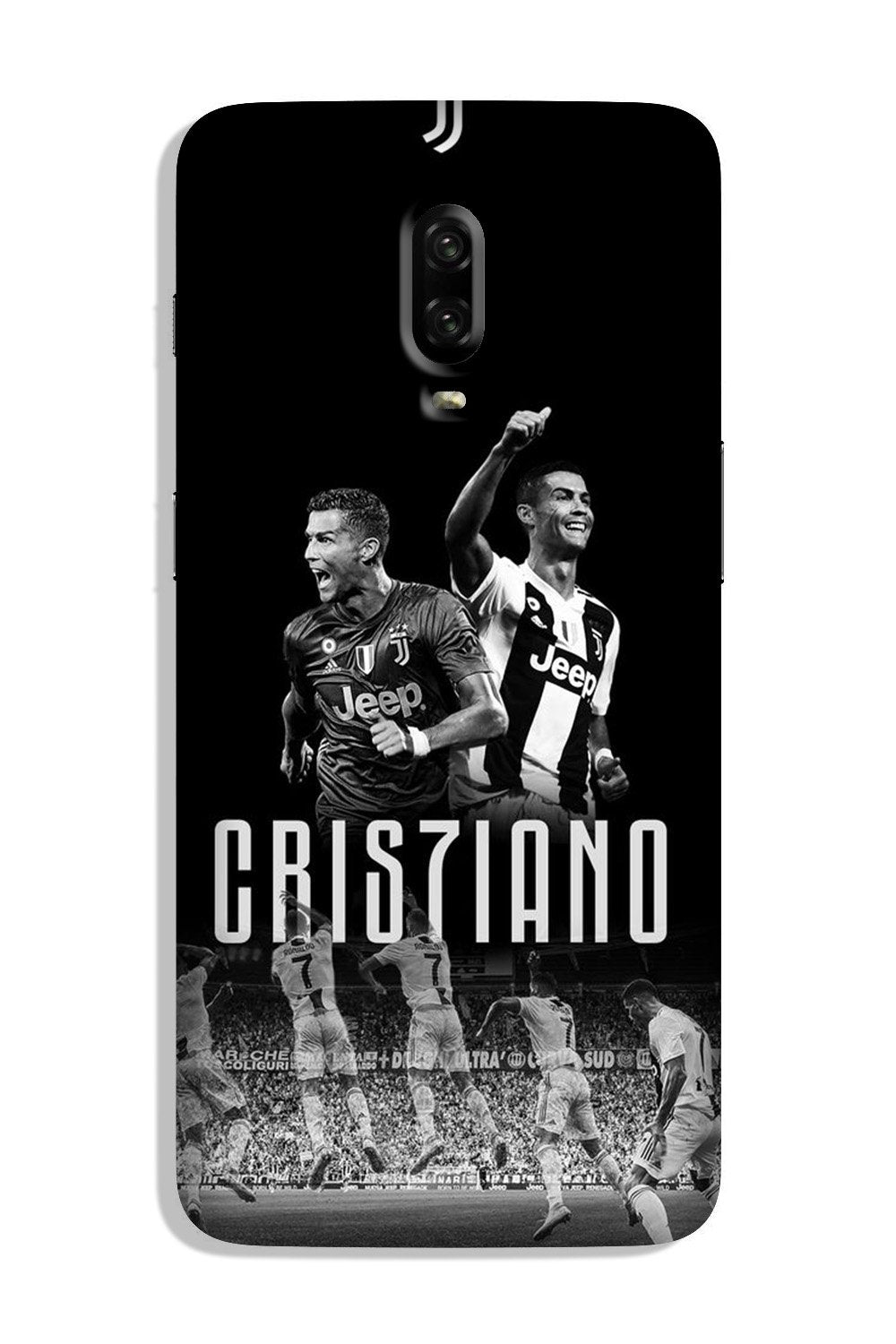 Cristiano Case for OnePlus 6T  (Design - 165)