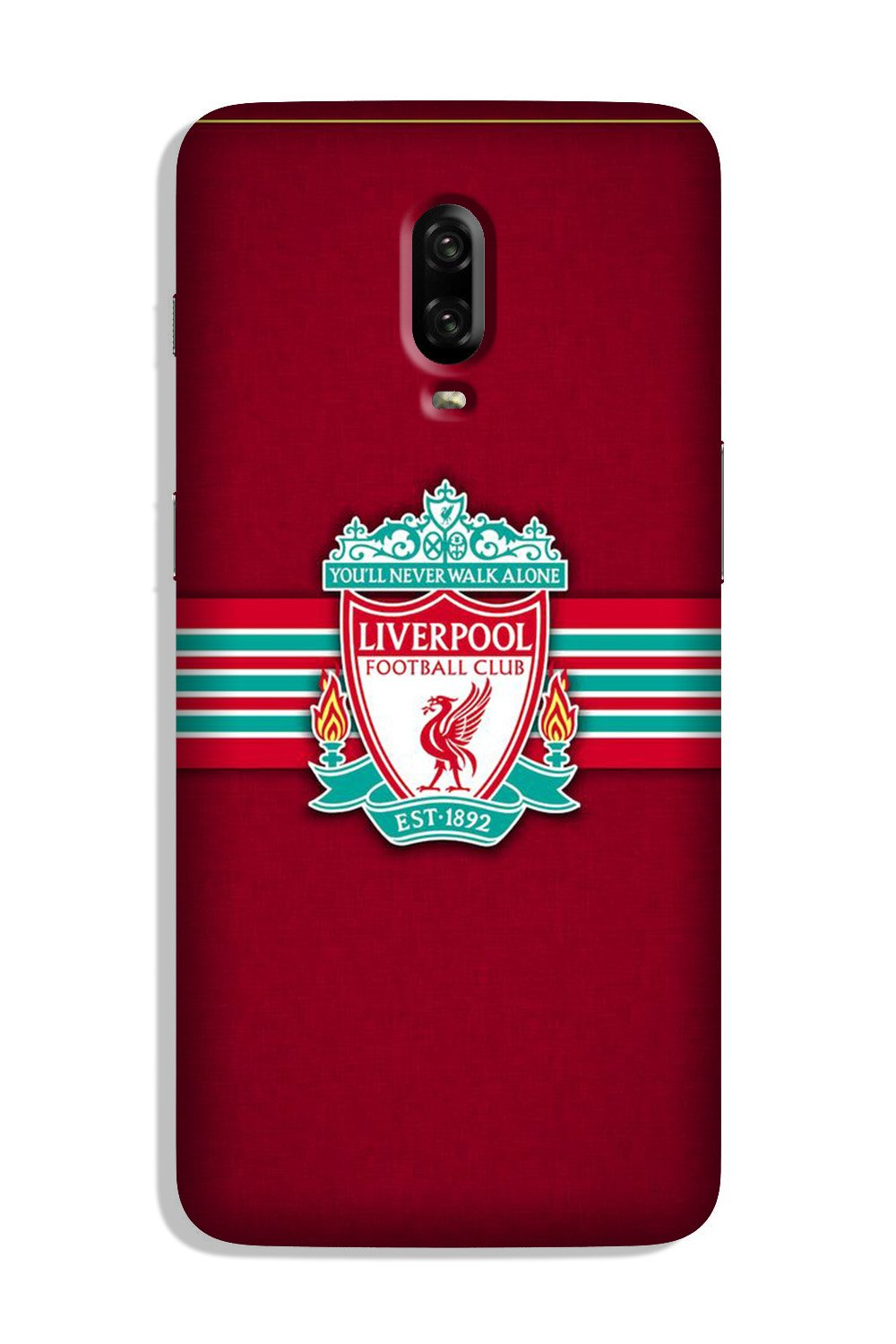 Liverpool Case for OnePlus 6T  (Design - 171)