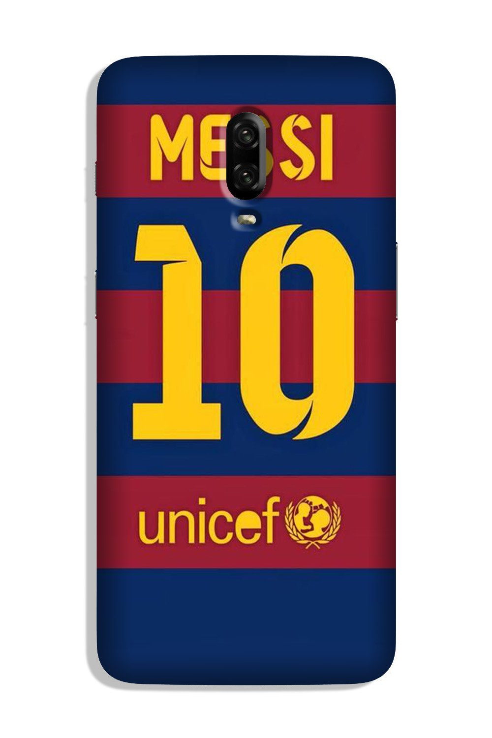 Messi Case for OnePlus 6T  (Design - 172)
