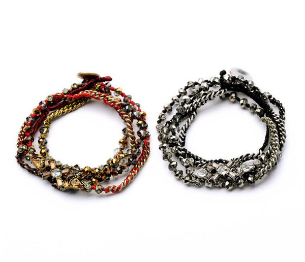 Rad Rock Bracelet - Black