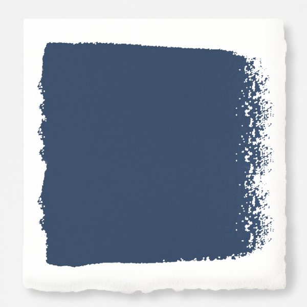 dark royal blue chalk paint