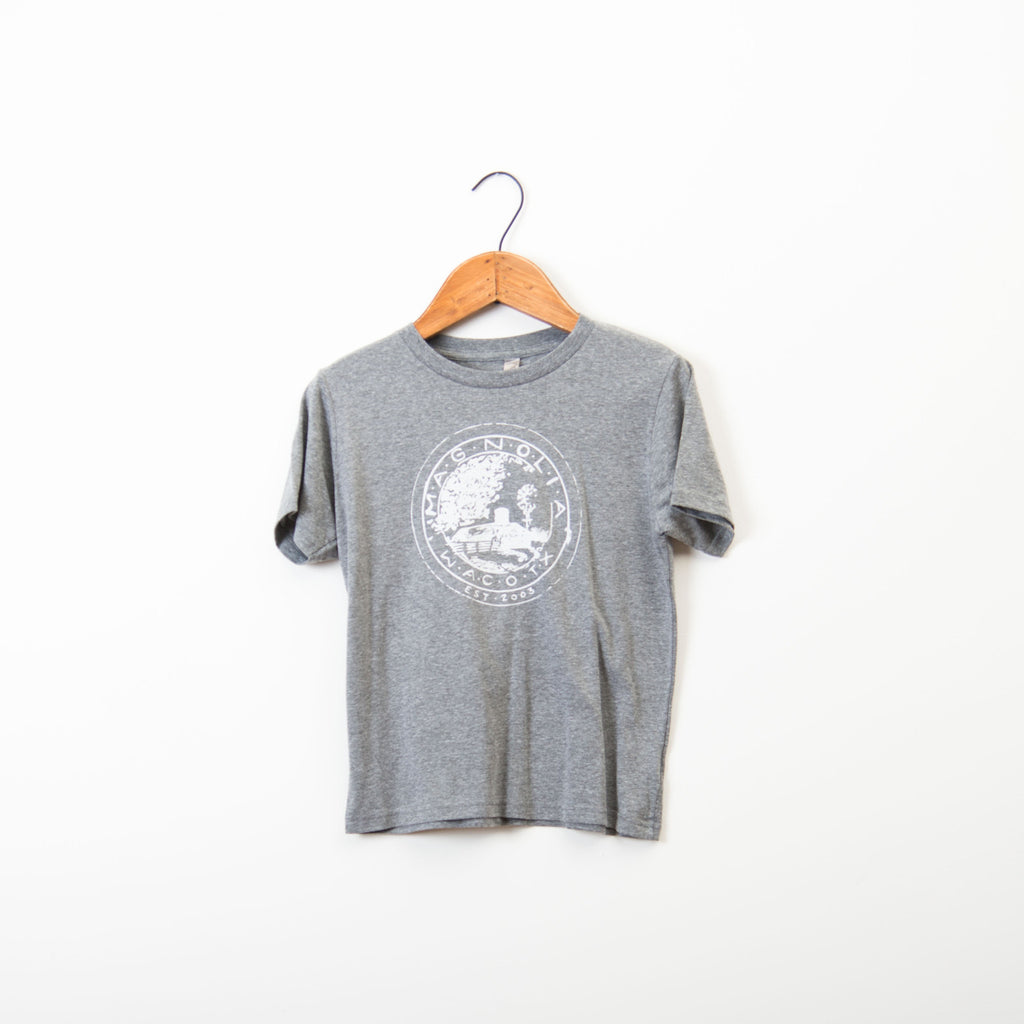 Kids Magnolia Seal T-Shirt