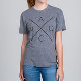 grey waco shirt