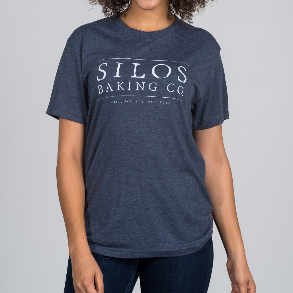 grey silos baking co. tshirt