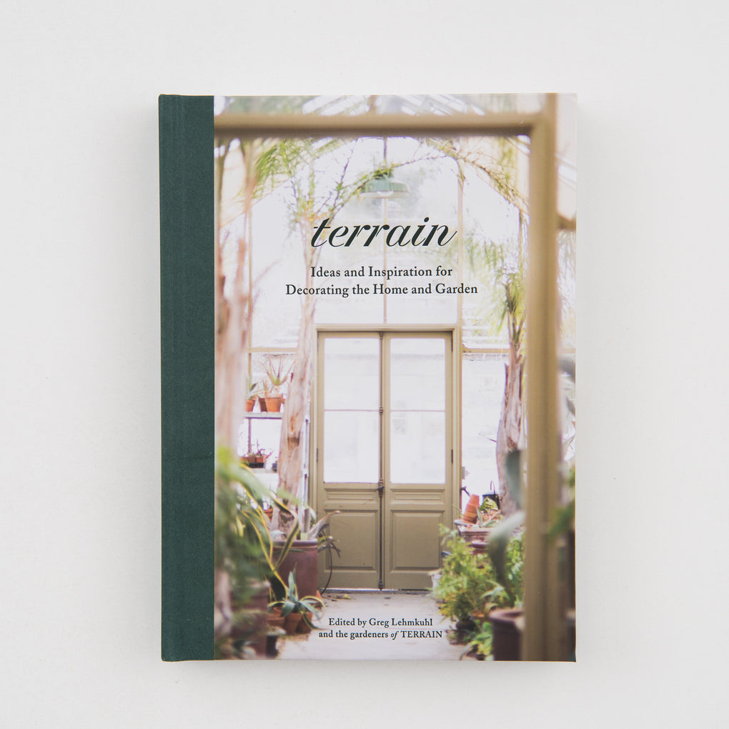 terrain book about decorating the home and garden