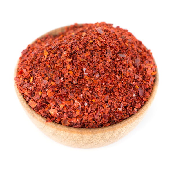Aleppo Chile Flakes - Chile Pepper - Red Stick Spice Company