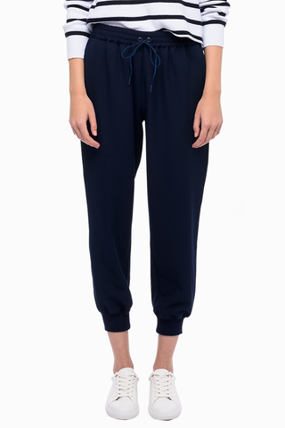 John & Jenn Livi Trouser in Navy