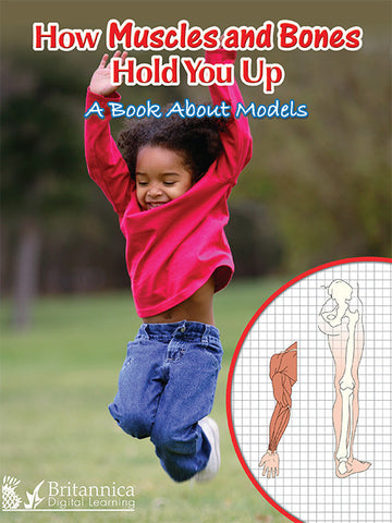 How Muscles and Bones Hold You Up: A Book About Models