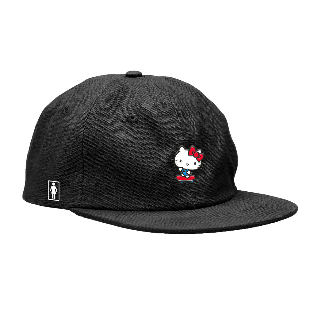 Hello Kitty Push Snapback
