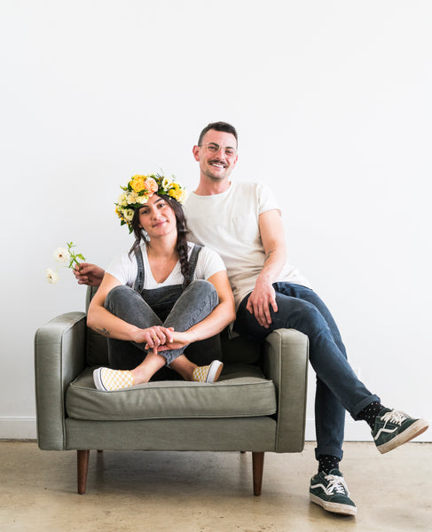 Teacher Spotlight: Tricia and Michael of Pistil and Pollen