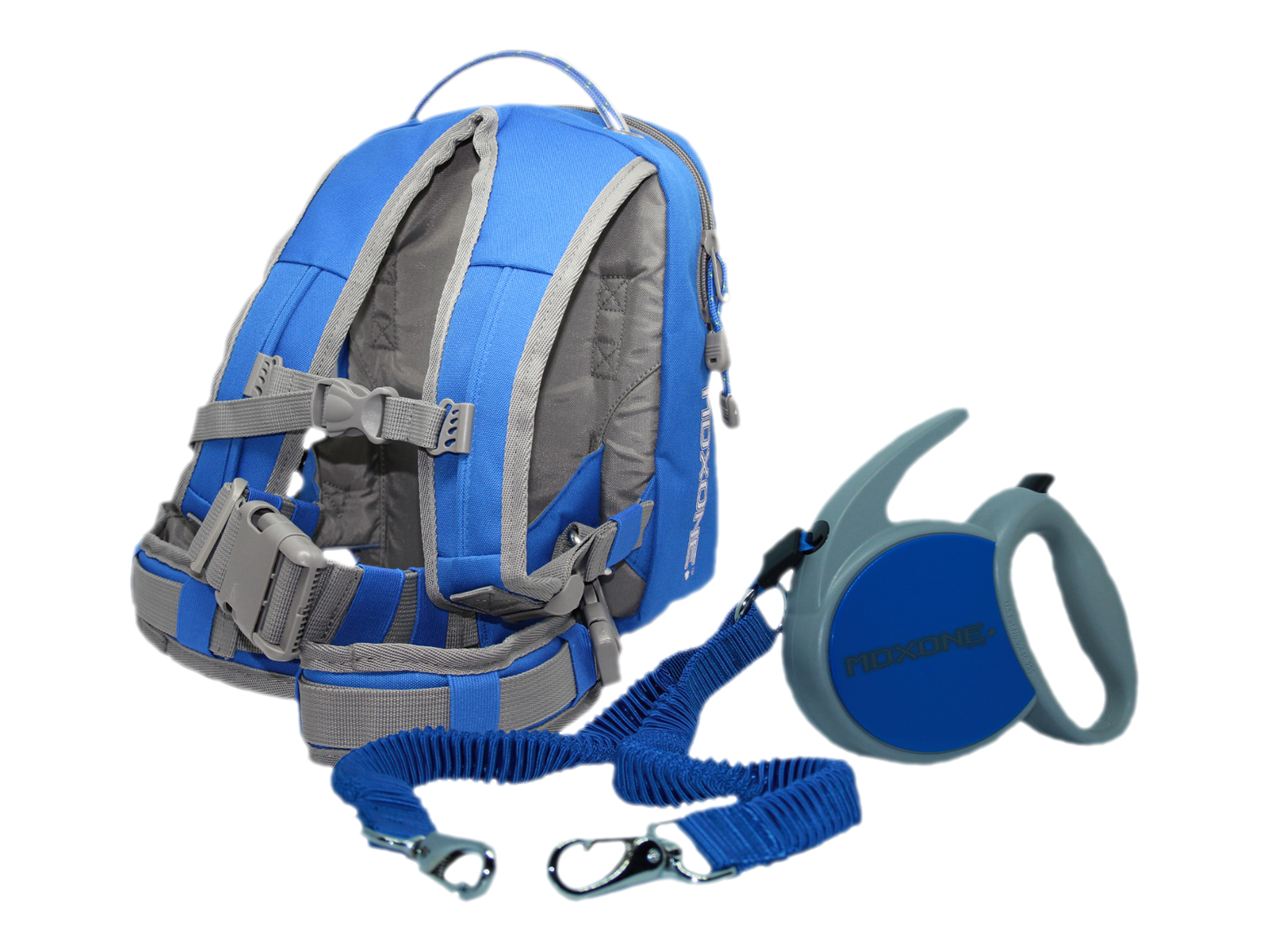 Blue MDXONE Harness Bag
