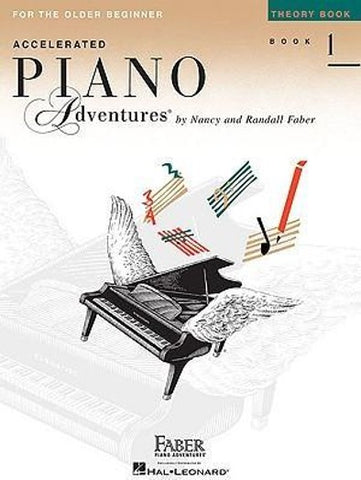 Accelerated Piano Adventures Theory 1
