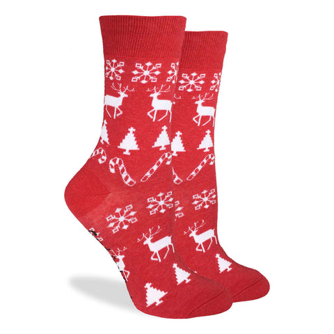 Women's Cowbell Socks